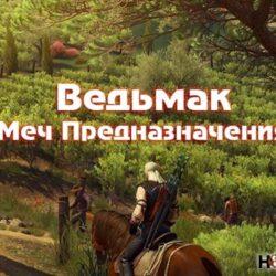 Анджей Сапковский «Меч Предназначения»