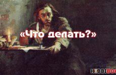 «Что делать?» роман Чернышевского Н.Г. – краткое содержание, анализ, главные герои